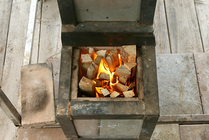Costs of a rocket oven