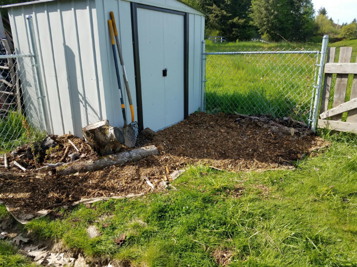 Sheet mulching is a great method for homesteaders