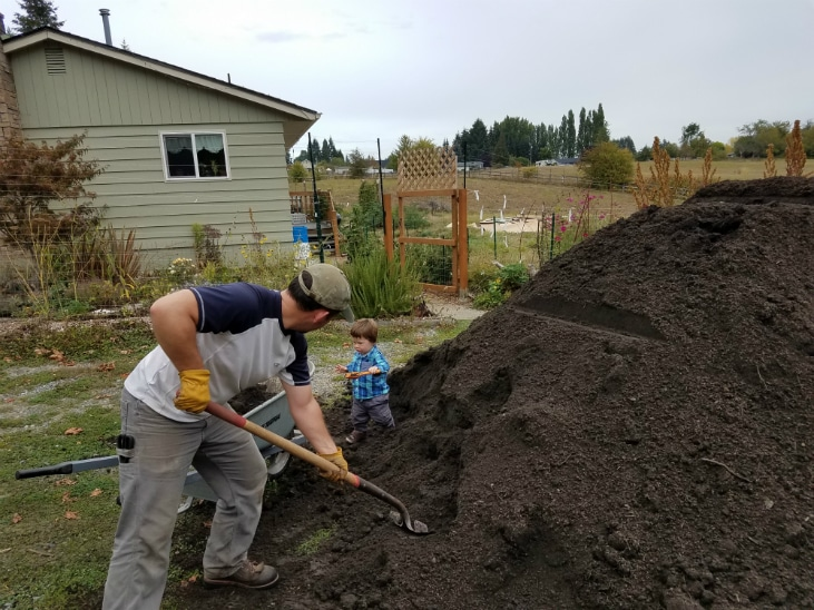 Start a homestead with help from family and friends