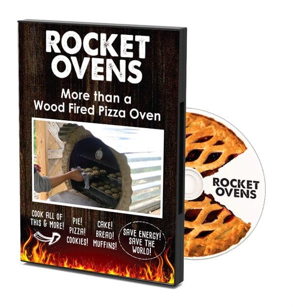 Rocket oven DVD