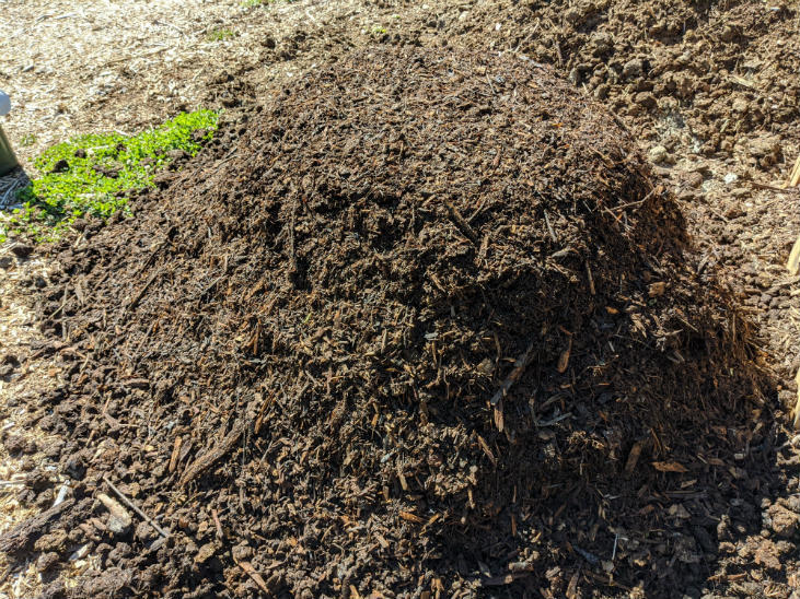 A better woodchip mulch