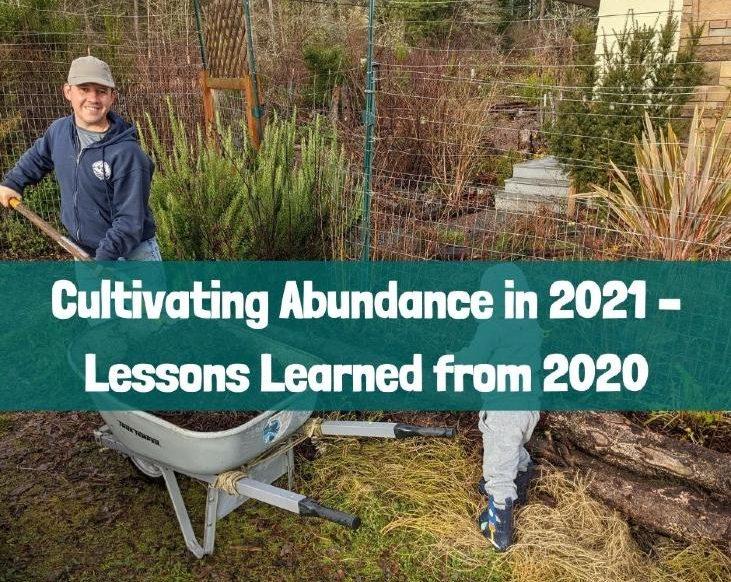 Cultivate abundance in 2021